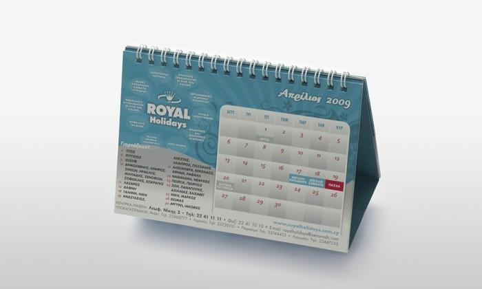 Calendar (desk)