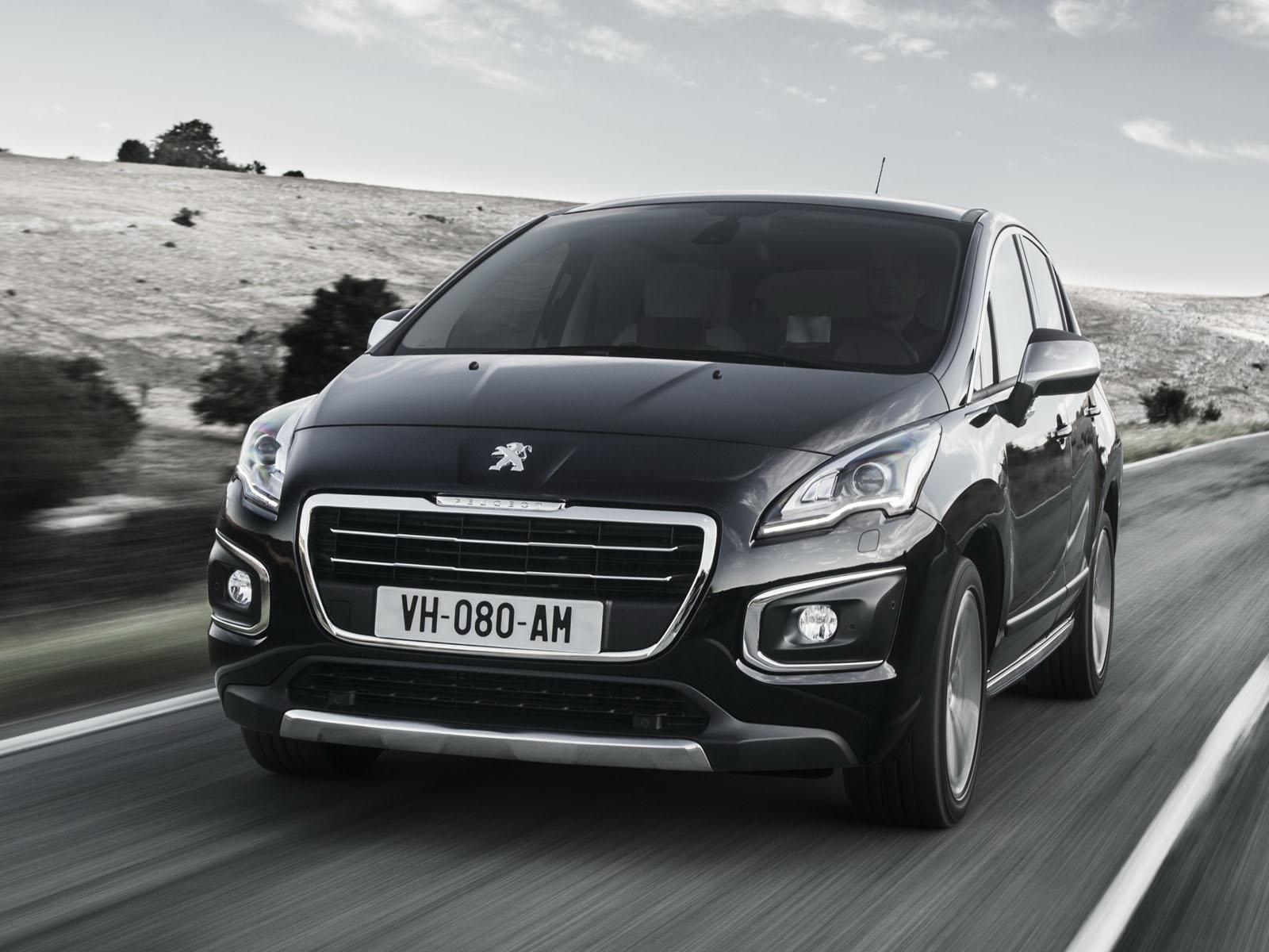 Peugeot 3008 / Automatic / 2014 / €12500